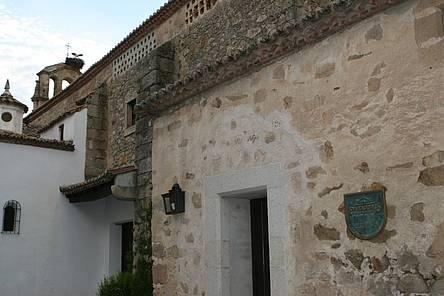 Señalética Interior para el Parador de Turismo de Trujillo