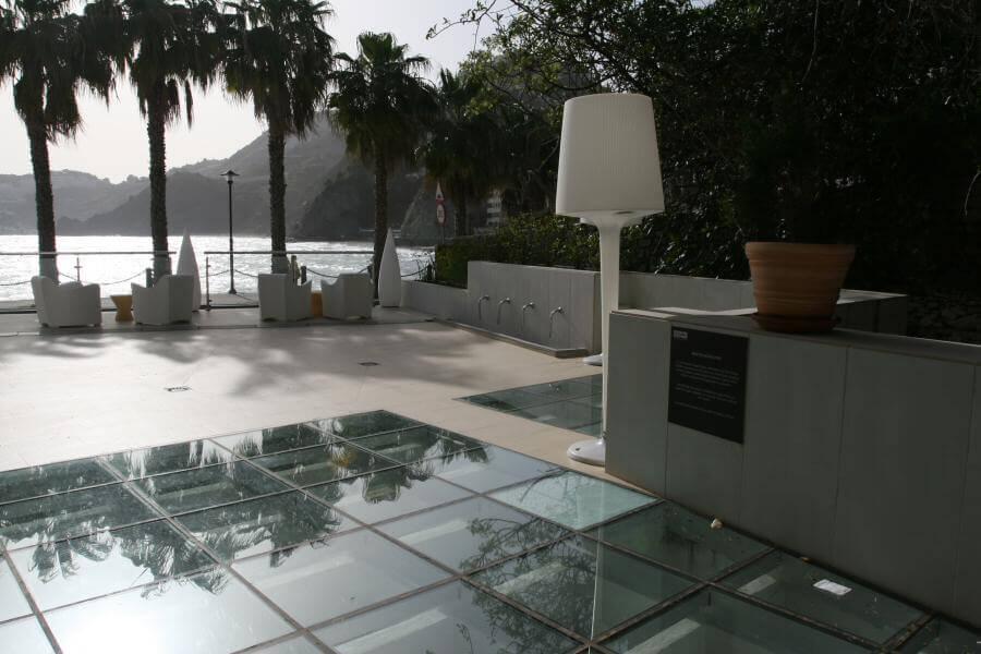 Rótulos de aluminio para el Hotel Cotobro Playa