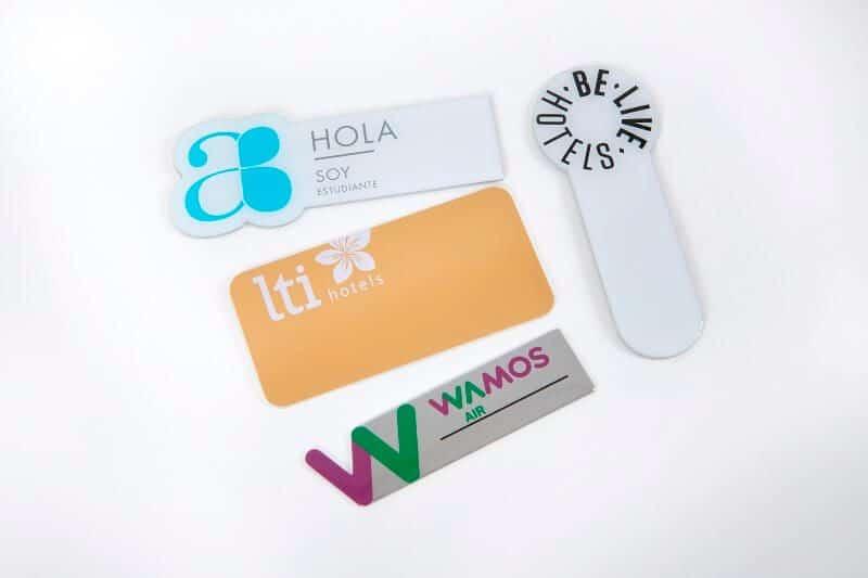 placas personalizadas