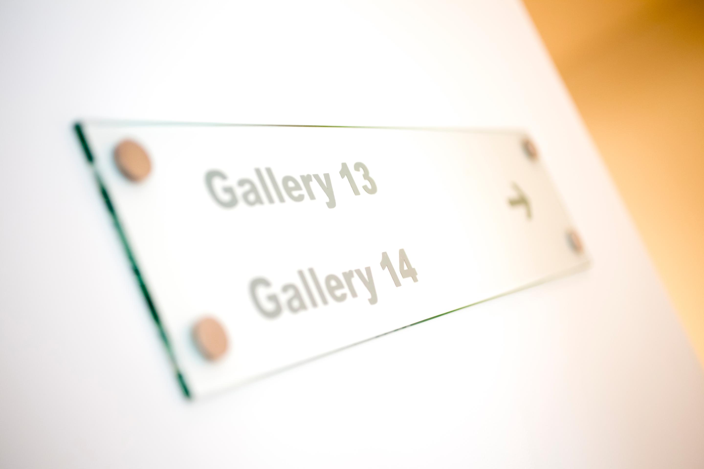 señalizacion para museos