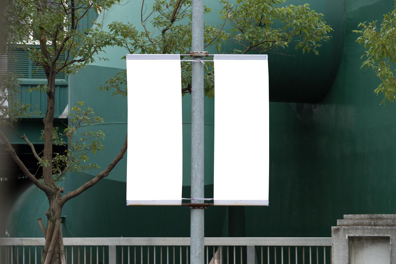 banderolas y fly banners